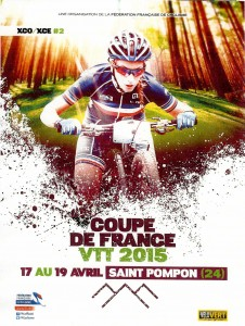 COUPE DE FRANCE VTT A ST POMPON (24)