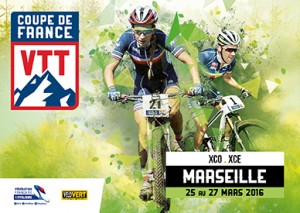 COUPE DE FRANCE XCO A MARSEILLE