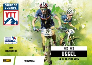 COUPE DE FRANCE XCO A USSEL (19) DU 13 AU 15 MAI
