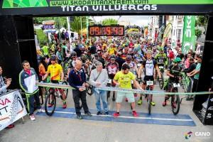 Championnat du monde XC Marathon Laissac, la course à la qualif.