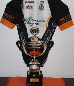 Le VTT Gauriac 1er club aquitain VTT en 2016