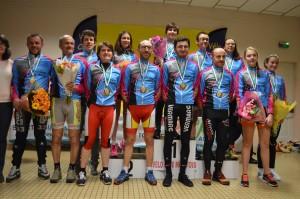 Championnat régional CX Ufolep 15 janvier 2017 à St Perdon (40)