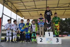 Coupe Aquitaine N° 1 BMX Stade Bordelais 11 février 2017