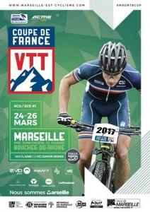COUPE DE FRANCE VTT A MARSEILLE  DES 25 ET 26 MARS  PREMIERE COMPETITION DE LA SAISON POUR  LE TEAM VTT GAURIAC 33
