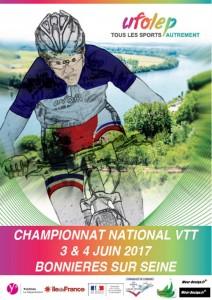 CHAMPIONNAT VTT UFOLEP 2017: 4 gauriacais en sélection départementale pour le National