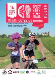 Spicy Bike 'N Trail des Côtes de Bourg…Les inscriptions (limitées à 500 places) sont ouvertes!