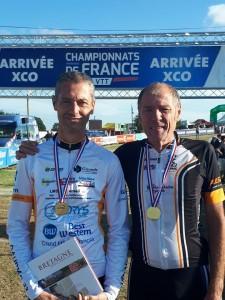 LE VTT GAURIAC REALISE UN BEAU CHAMPIONNAT DE FRANCE VTT XCO 2017