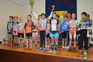 4ème CycloCross FFC, à SAINT MARTIN L'ASTIER (24) dimanche 22 octobre