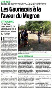 Revue presse: Haute-gironde 08 mars