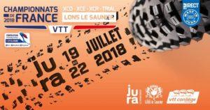 7 GAURIACAIS AU CHAMPIONNAT DE FRANCE VTT XCO
