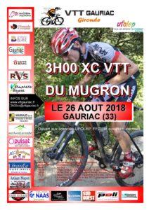 6ème édition des 3H00 VTT XC du Mugron