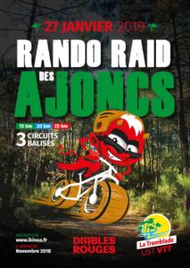 RANDO RAID DES AJONCS