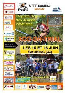 TRJV Gauriac 15 et 16 juin
