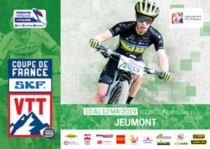 COUPE DE FRANCE VTT XCO A JEUMONT (NORD) du 10 au 12 mai 2019
