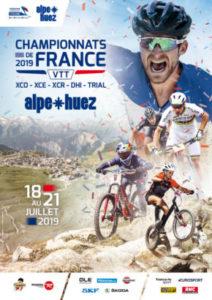 LES GAURIACAIS AU CHAMPIONNAT DE FRANCE VTT XCO A L'ALPES D'HUEZ DU 18 AU 21 JUILLET