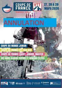 ANNULE – Coupe de France Marseille