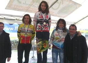 CLARA s'impose au Championnat de Gironde de Cyclocross