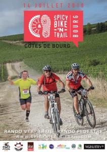 Spicy Bike 'N Trail des Côtes de Bourg…