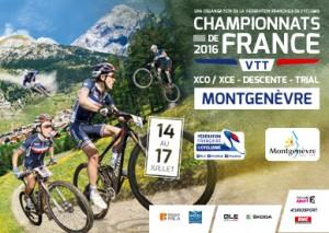 LES GAURIACAIS AU CHAMPIONNAT DE FRANCE VTT DE MONTGENEVRE (HAUTES ALPES)