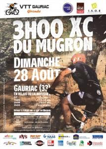 4ème édition des 3H00 XC du Mugron (Résultats)