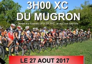 5ème édition des 3H00 VTT XC du Mugron…