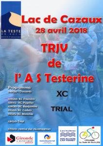 TRJV de La Teste: 28 avril 2018