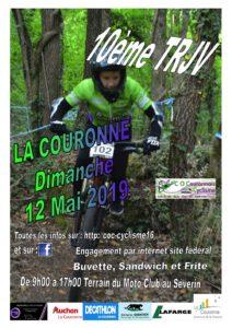 TRJV LA COURONNE (16) DIMANCHE 12 MAI 2019
