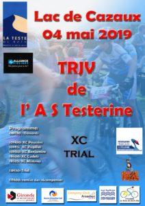 TRJV LA TESTE LE SAMEDI 4 MAI 2019